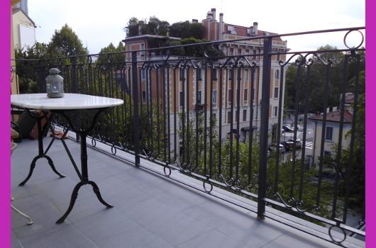 ringhiera terrazzo